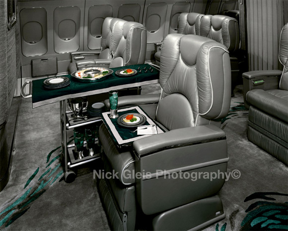 private jet seats Photos From The Inside Of Most Luxurious Private Jets