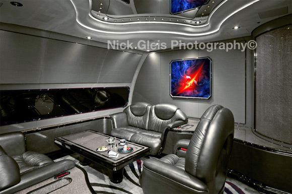 private jet2 Photos From The Inside Of Most Luxurious Private Jets