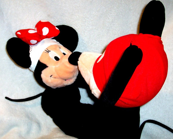 frankentoys micky mouse mini Two Toys Give You One Unique Franken Toy